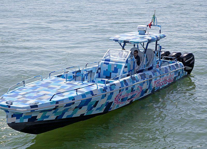 Interceptor 43 - Cantiere Navale Vittoria alla seconda edizione del Salone Nautico Venezia - Cantiere Navale Vittoria